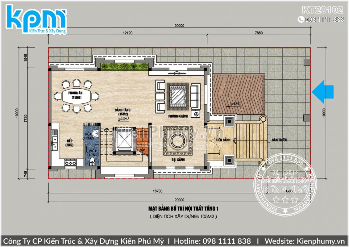 bản vẽ thiết kế lâu đài pháp 4 tầng tại hà nam