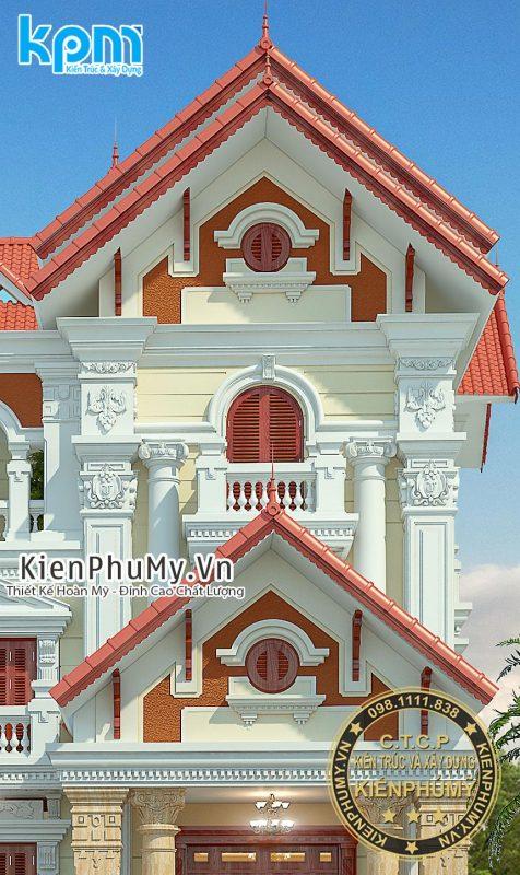 Chi tiết kiến trúc cổ điển