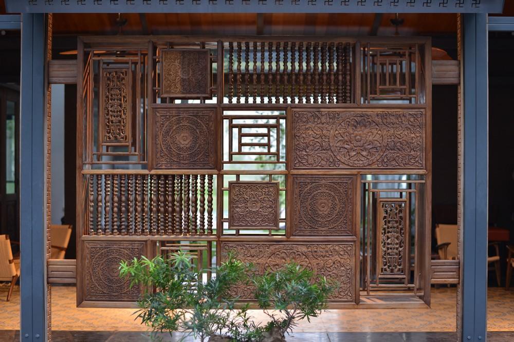 thiết kế nhà vườn truyền thống 13