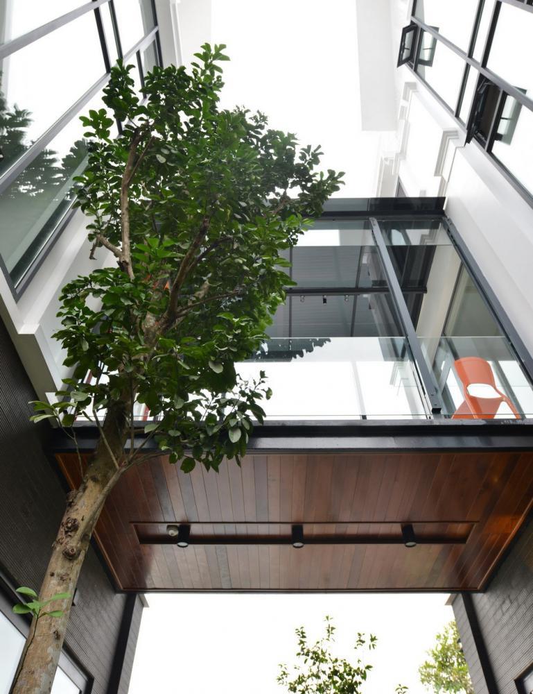 thiết kế nhà vườn truyền thống 15