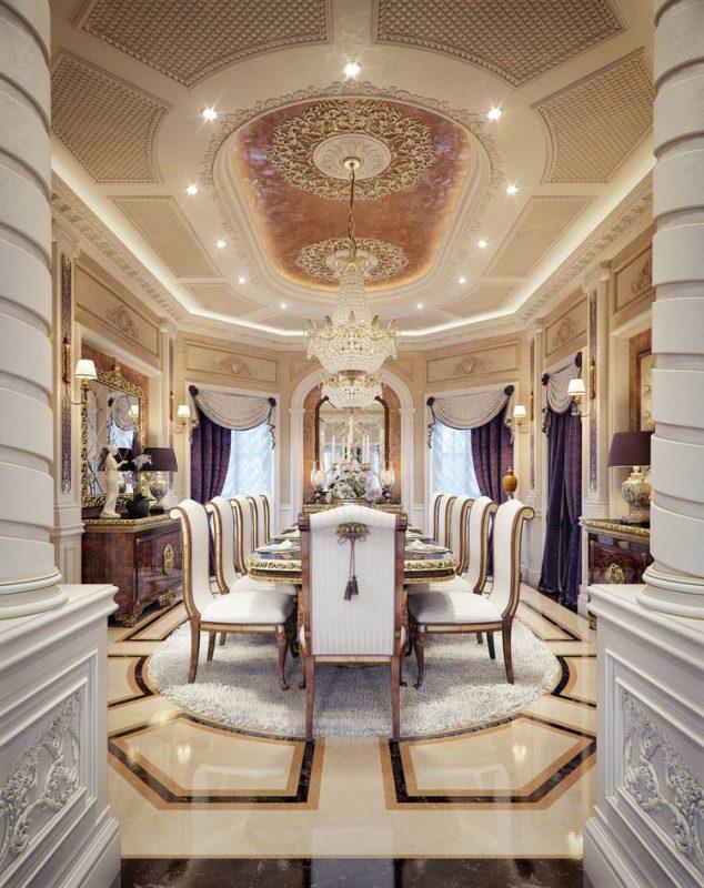 nội thất cổ điển đẳng cấp hoàng gia 06