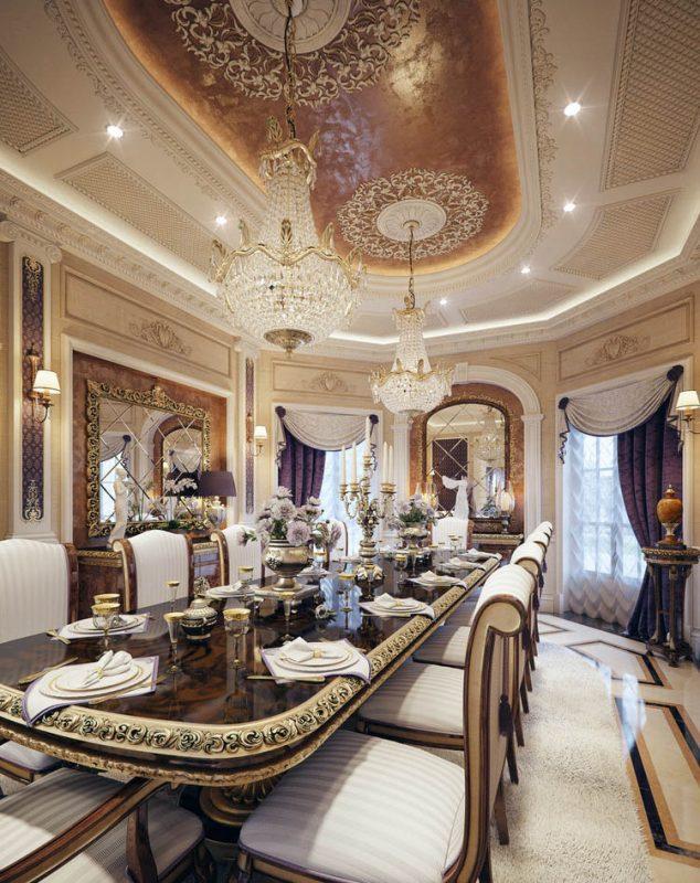 nội thất cổ điển đẳng cấp hoàng gia 07
