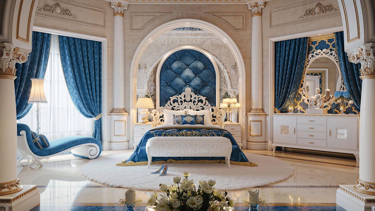 nội thất cổ điển đẳng cấp hoàng gia 08