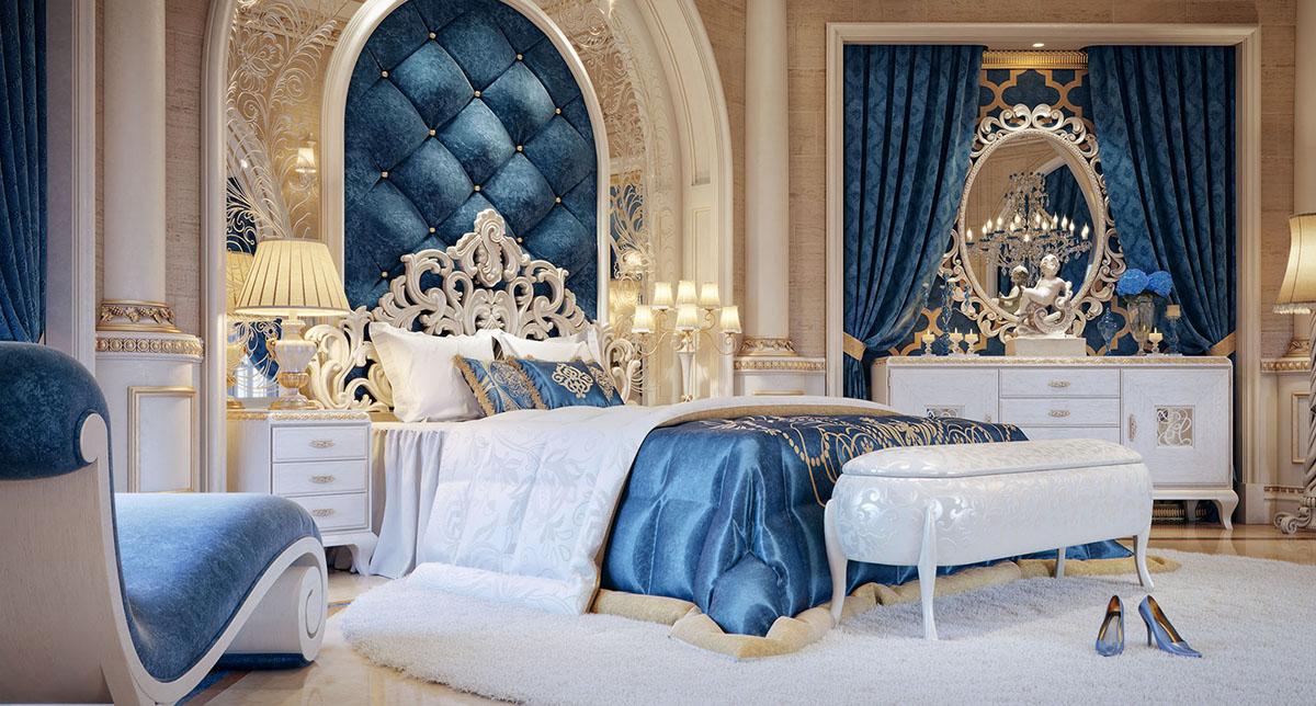 nội thất cổ điển đẳng cấp hoàng gia 09