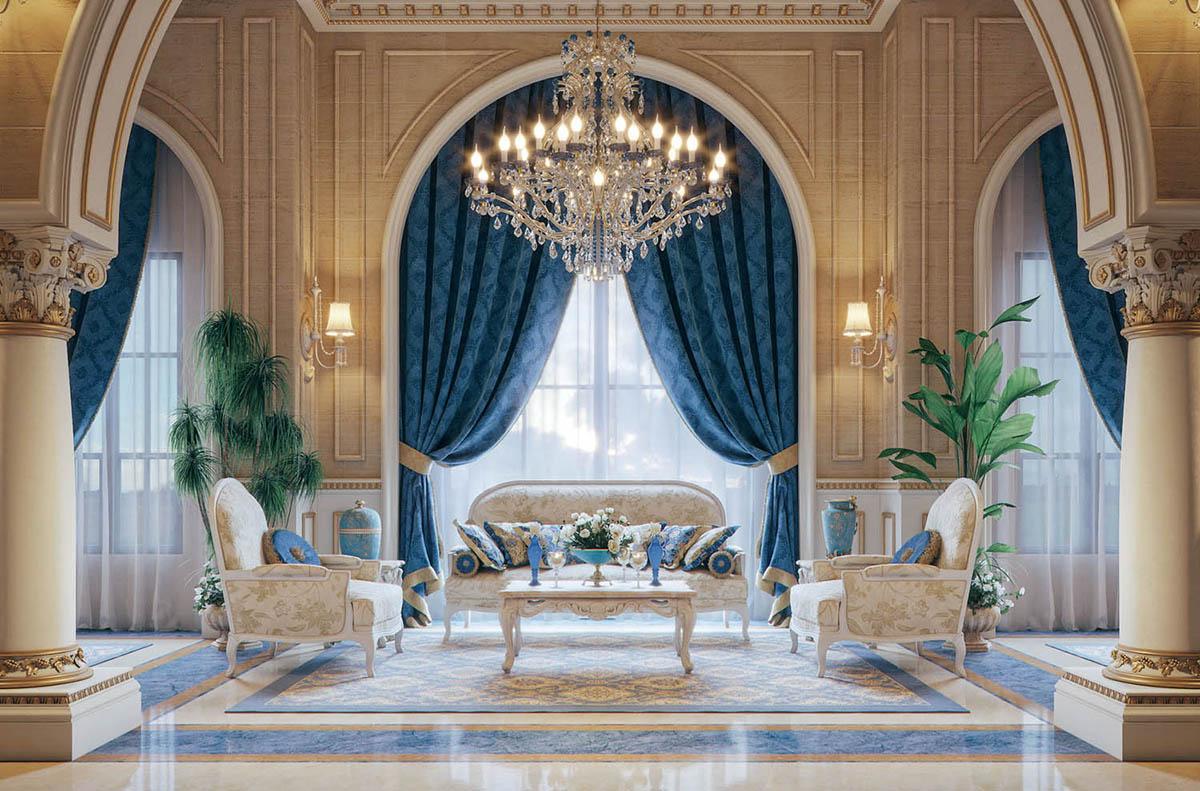 nội thất cổ điển đẳng cấp hoàng gia 11