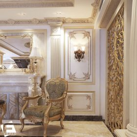 Thiết kế nội thất tân cổ điển đẹp nhất 2019-03