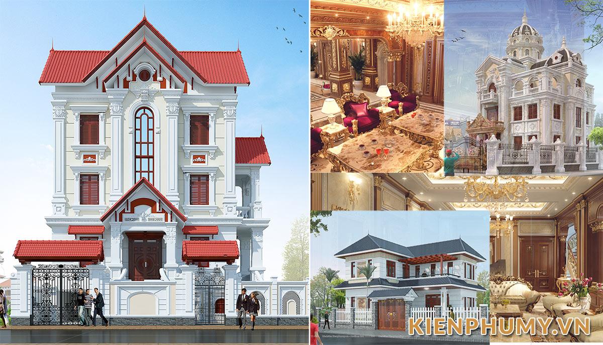 quy trình thiết kế kiến trúc nhà ở chuẩn