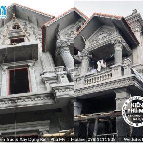 Thiết kế thi công trọn gói biệt thự tân cổ điển