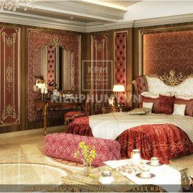 Thiết kế nội thất phòng ngủ tân cổ điển đẹp-03