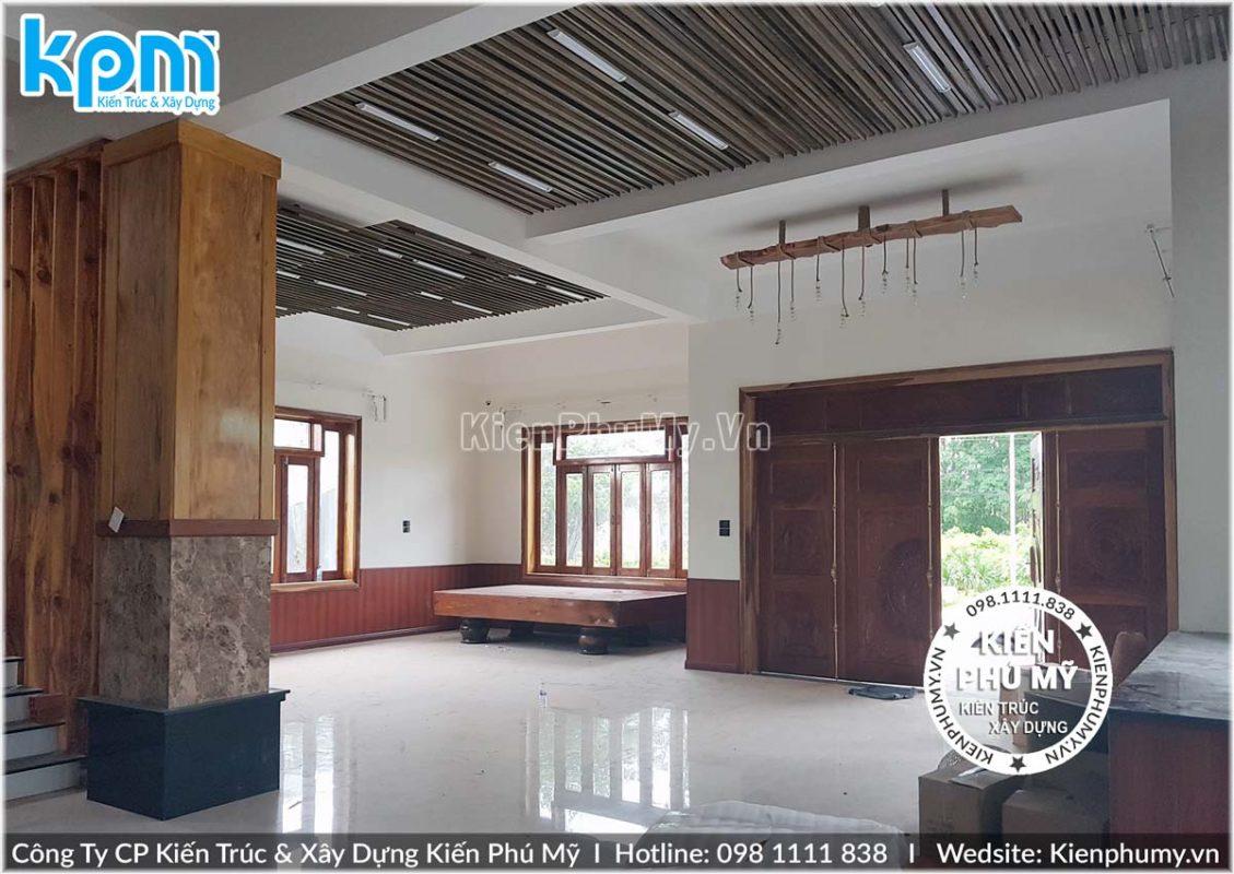 Thiết kế thi công biệt thự 2 tầng mái thái uy tín chuyên nghiệp-08