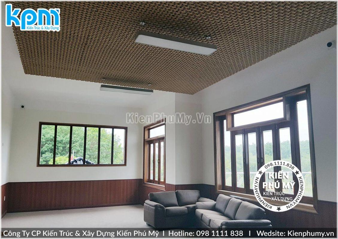 Thiết kế thi công biệt thự 2 tầng mái thái uy tín chuyên nghiệp-09
