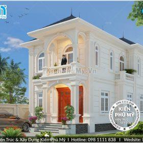 Biệt thự 2 tầng 100m2 mặt tiền 7m đẹp tại Ninh Bình